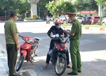 Hà Nội: Quận Ba Đình xử phạt 83 trường hợp vi phạm công tác phòng, chống dịch
