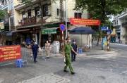 Hà Nội lập 6 tổ liên ngành kiểm soát người ra đường