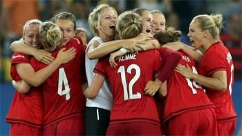 THỂ THAO 24H: ĐT nữ Đức giành HCV Olympic