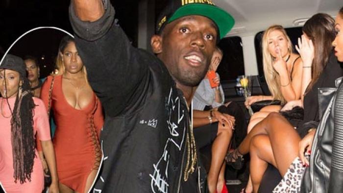 THỂ THAO 24H: Usain Bolt mang HCV dụ các chân dài đọ ngực