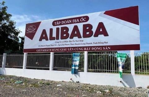 pho thu tuong yeu cau lam ro sai pham cua dia oc alibaba