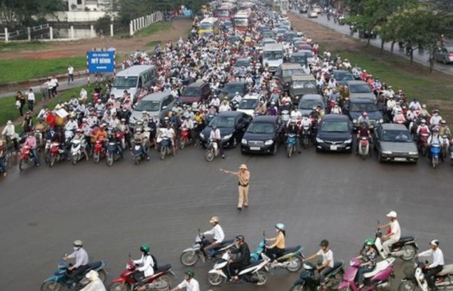 Cấm, hạn chế một số tuyến phố phục vụ Lễ Quốc tang cố Tổng Bí thư Lê Khả Phiêu