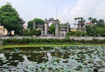 Đình làng Thụy Phú - Sợi dây liên kết vô hình của người dân