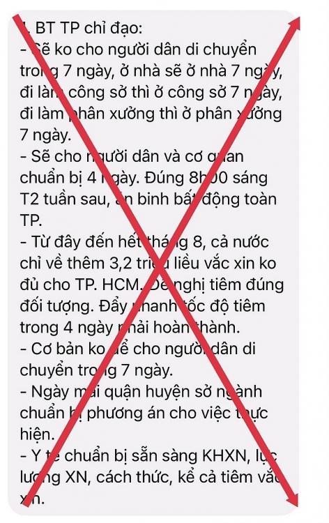 Hà Nội bác tin