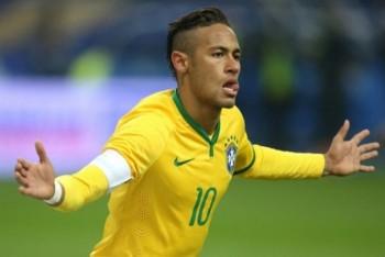 neymar toa sang dung luc brazil vuot mat argentina