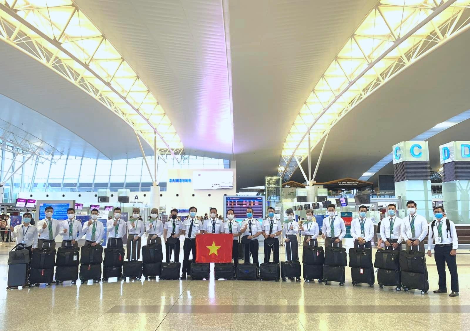 Bamboo Airways bay thẳng Việt - Úc hồi hương công dân, đặt nền móng bay thường lệ trong năm 2021