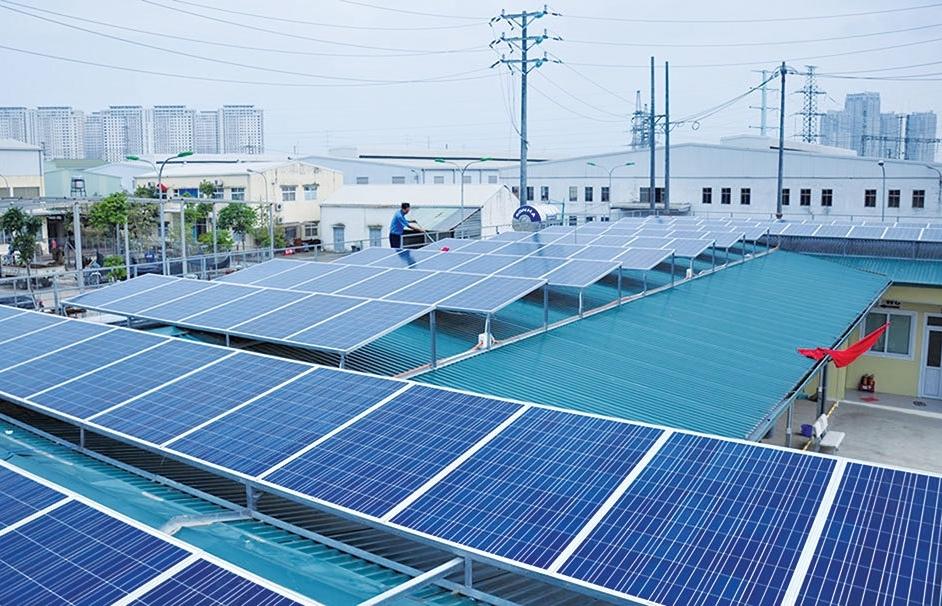 Hà Nội: Giới thiệu mô hình phát triển điện mặt trời tại Sơn Tây