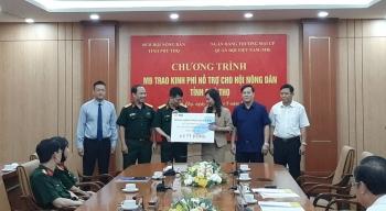 MBBank hỗ trợ 4,5 tỷ đồng cho Hội Nông dân tỉnh Phú Thọ
