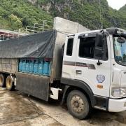 Một công ty vận chuyển LPG không giấy phép