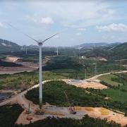 Quảng Trị sắp vận hành 13 dự án điện gió gần 500MW