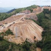 Nguy cơ sạt lở, trôi đất tại các dự án điện gió ở Quảng Trị
