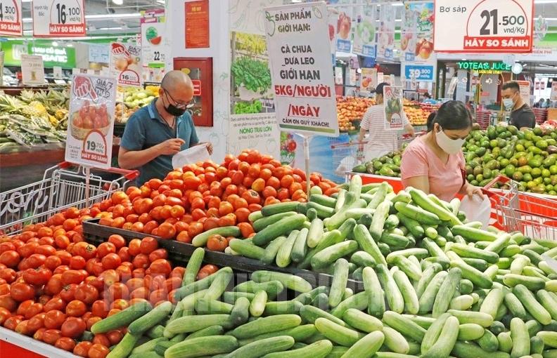 Đảm bảo sản xuất, lưu thông và tiêu thụ hàng hóa nông sản trong bối cảnh dịch Covid-19