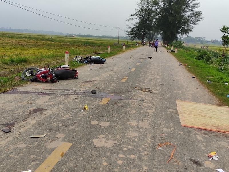 Tai nạn giao thông giảm mạnh cả 3 tiêu chí trong 9 tháng năm 2021