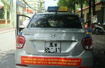 hta khuyen cao cac hang taxi can trong khong nen phan ung thai qua