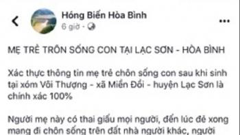 hoa binh xu phat fanpage dang tai thong tin sai su that