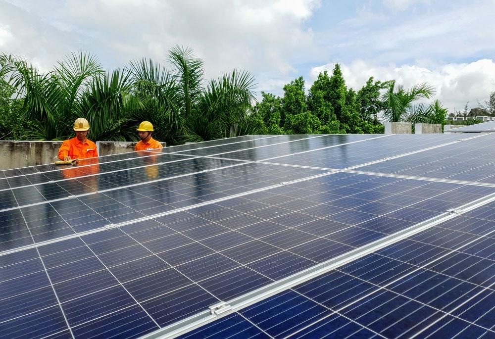 45 hệ thống điện mặt trời mái nhà tại Đà Nẵng được hỗ trợ kinh phí