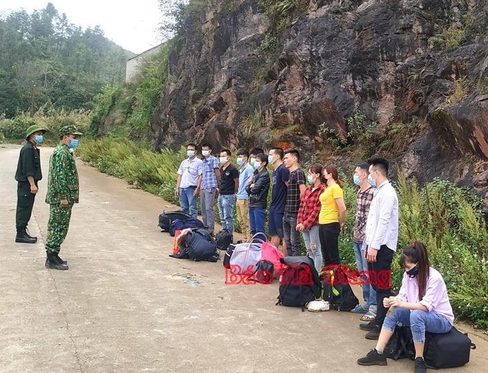 Phú Thọ: Xử lý 41 trường hợp không làm thủ tục xuất nhập cảnh khi qua lại biên giới