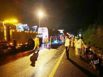 Phó Thủ tướng chỉ đạo khắc phục hậu quả TNGT tại Đà Nẵng, Quảng Ninh