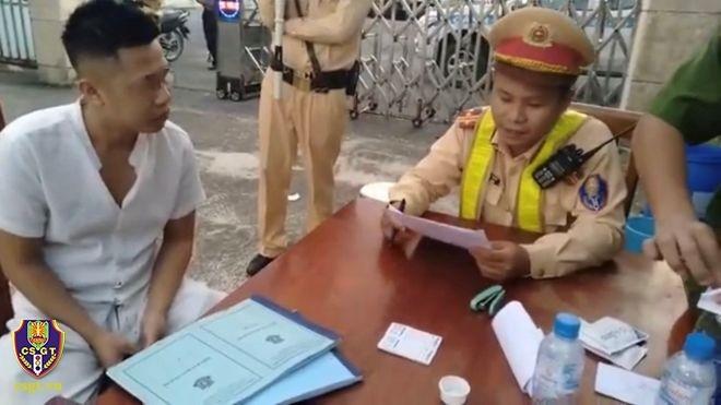 Phát hiện nhiều tài xế dương tính với ma túy trên cao tốc Hà Nội - Lào Cai