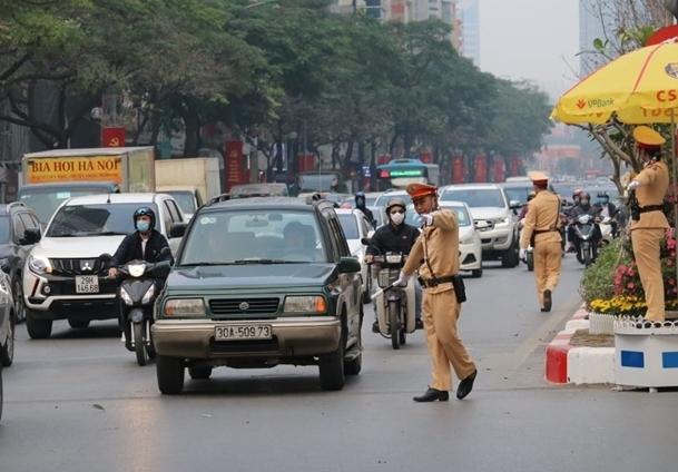 Bộ Công an yêu cầu đảm bảo giao thông, phục vụ sản xuất giai đoạn sau giãn cách
