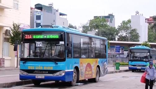 Xe buýt, taxi Hà Nội hoạt động như thế nào khi được mở lại?