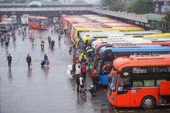 Những tỉnh cho hoạt động trở lại các tuyến vận tải khách liên tỉnh