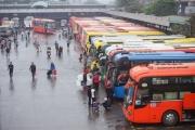Kế hoạch tổ chức vận tải hành khách đường bộ, đường sắt, hàng không sau ngày 20/10