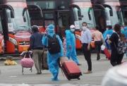 Việc đi lại của người dân phụ thuộc vào tình hình dịch bệnh tại các địa phương