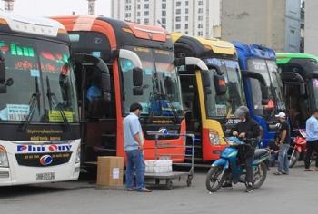 Tổ chức hoạt động vận tải hành khách liên tỉnh vẫn phụ thuộc việc công bố cấp độ dịch