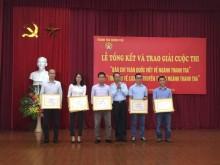 Trao 70 giải thưởng viết về ngành Thanh tra