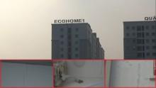 Nhà ở xã hội Ecohome vừa sử dụng đã vá chằng vá chịt