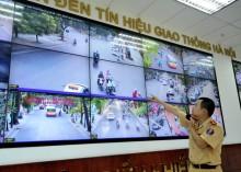 Hà Nội tiến hành phạt 'nguội' xe vi phạm