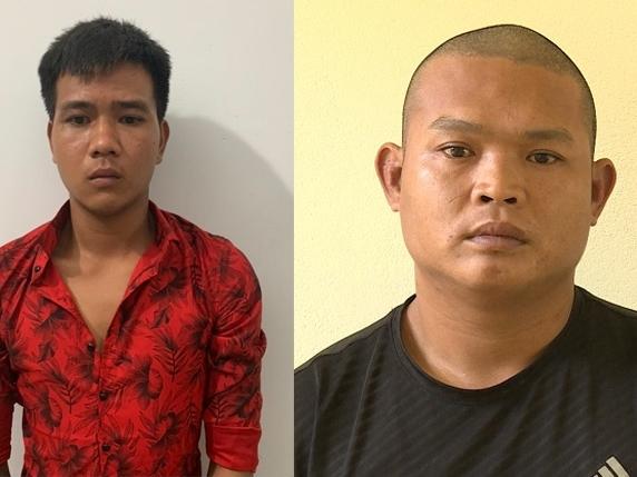 vinh phuc bat 4 doi tuong tron truy na