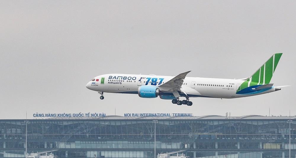 Bamboo Airways bay đúng giờ nhất toàn ngành năm thứ 2 liên tiếp