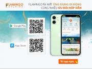 Flamingo chính thức ra mắt ứng dụng di động đầu tiên