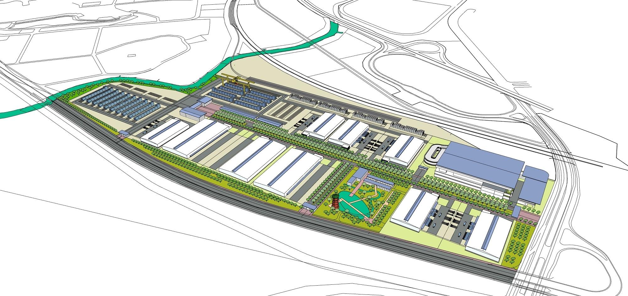 """""""Siêu cảng"""" 200 triệu USD của T&T Group dự kiến khởi công tháng 12/2020"""