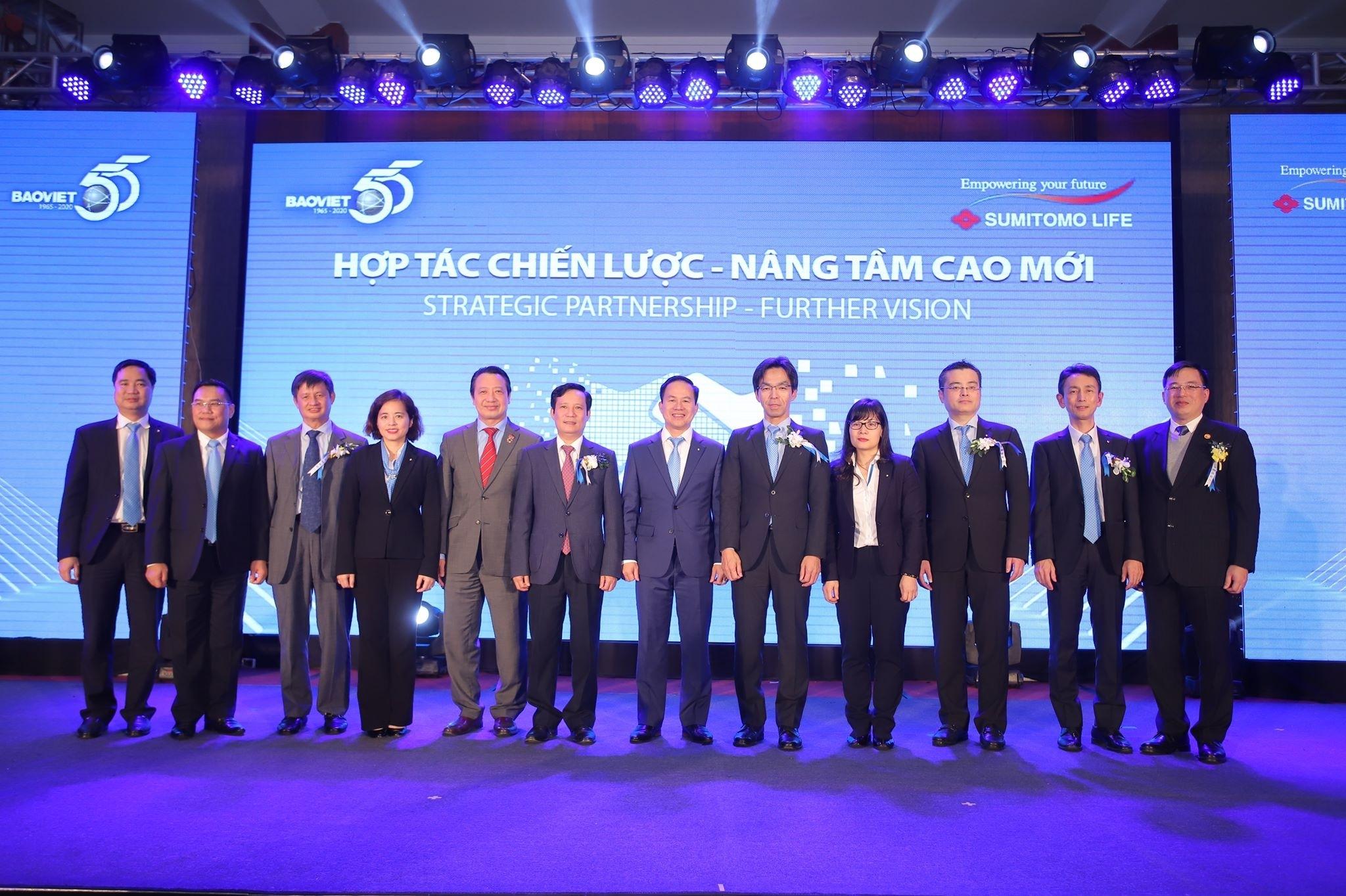Bảo Việt - Sumitomo Life: Thương vụ đầu tư và M&A tiêu biểu Việt Nam 2019-2020