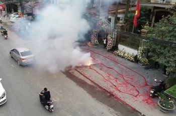 Hà Nội yêu cầu kiểm tra, xử lý hành vi liên quan đến pháo nổ