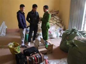 Lạng Sơn: Thu giữ lô hàng lậu trị giá hơn 1 tỉ đồng