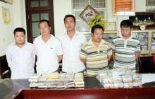 Lào Cai: Triệt phá 2 vụ vận chuyển gần trăm bánh heroin