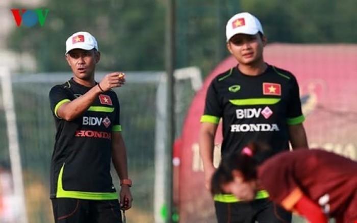 Đội tuyển nữ Việt Nam chia tay HLV người Nhật
