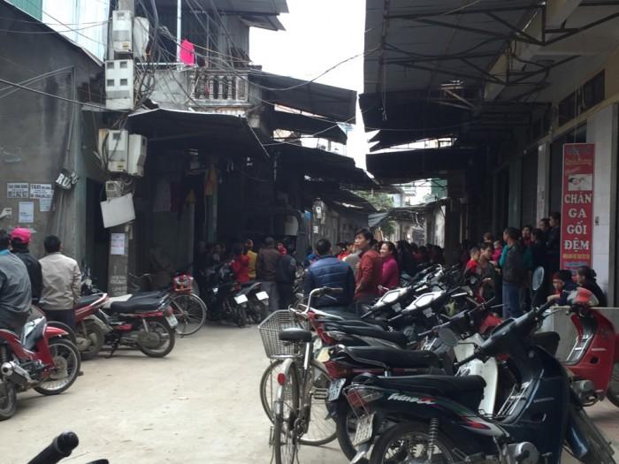 Lại xảy ra án mạng ở Thạch Thất, Hà Nội