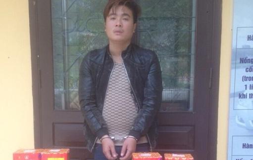 van chuyen 54kg phao bang taxi