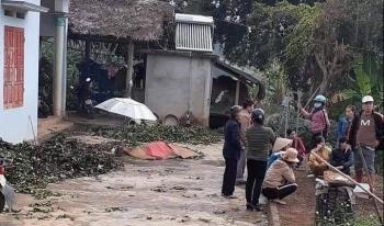 thai nguyen bat nghi pham chem 5 nguoi tu vong