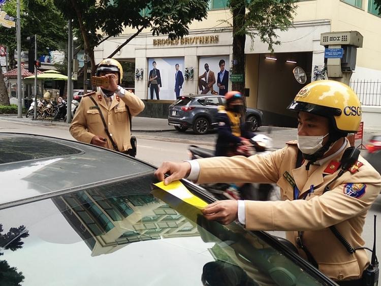 Cục Cảnh sát giao thông cảnh báo người dân về tình trạng lừa đảo nộp tiền phạt nguội qua điện thoại