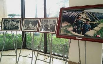 Trưng bày những bức ảnh quý hiếm về Đại tướng Võ Nguyên Giáp