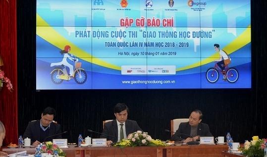 phat dong cuoc thi giao thong hoc duong lan thu iv nam hoc 2018 2019