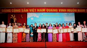 Tôn vinh 127 giáo viên mầm non điển hình