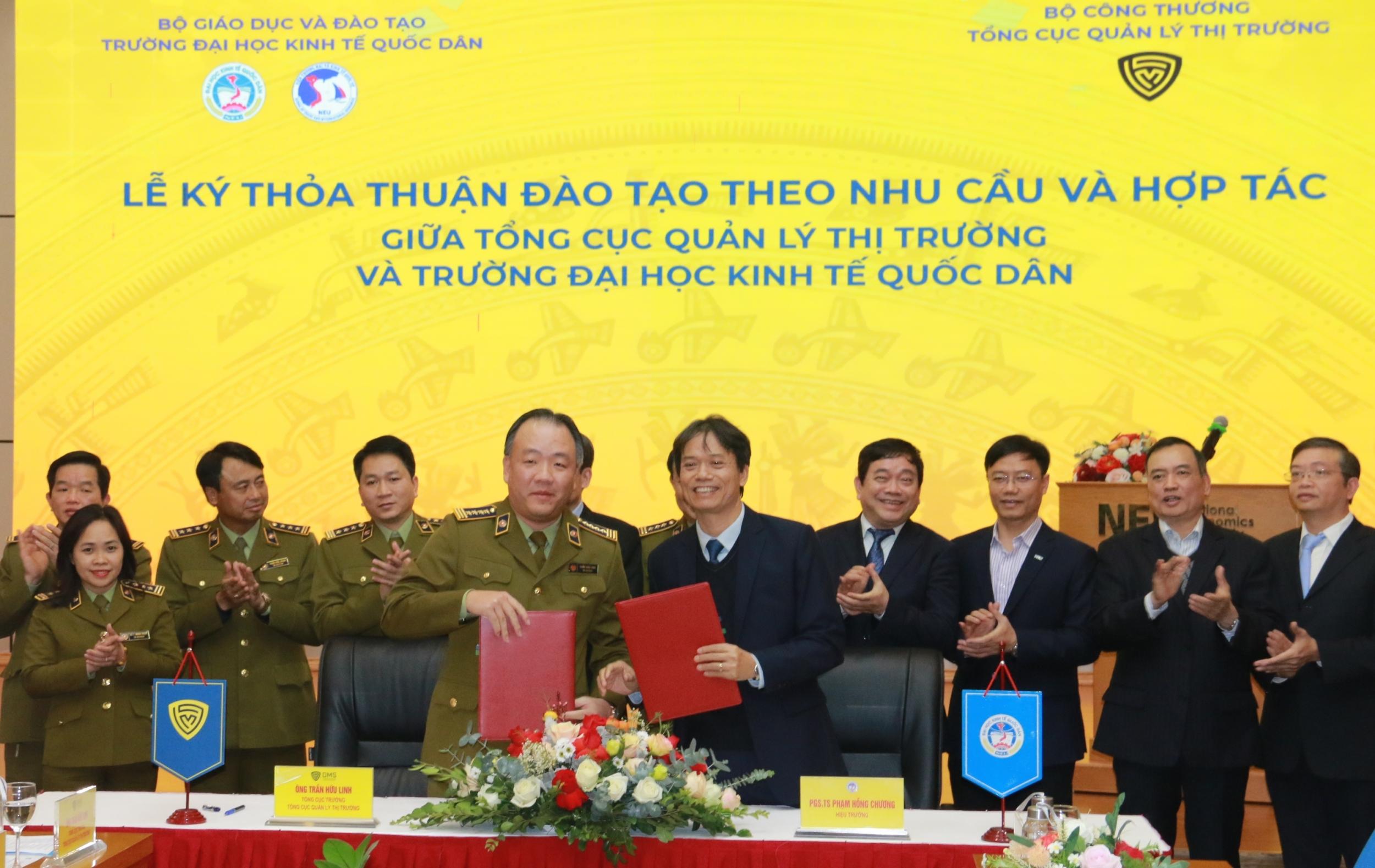 Việt Nam có Đại học đào tạo chính quy về Quản lý thị trường