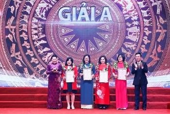 """43 tác phẩm xuất sắc đoạt Giải báo chí """"75 năm Quốc hội Việt Nam"""""""